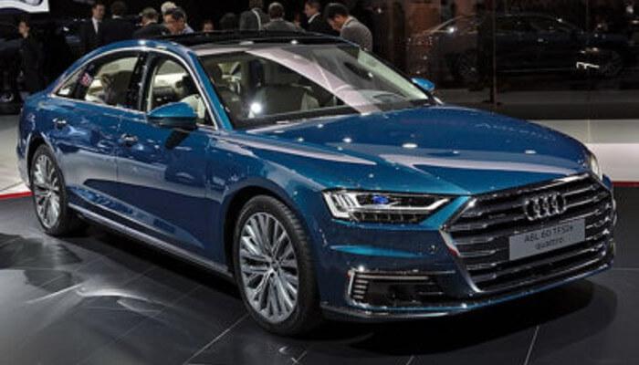 Audi a8 в лизинг