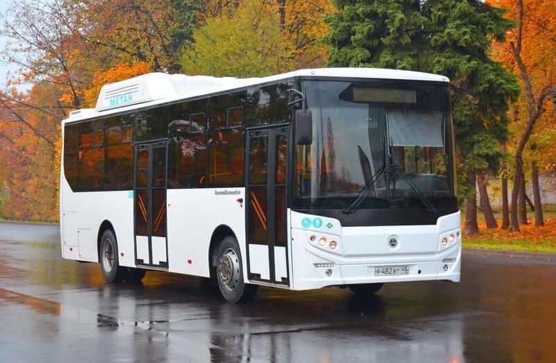 Автобус КАВЗ в лизинг