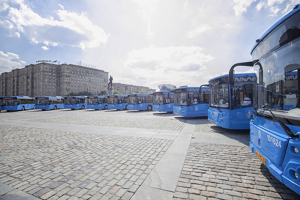 Автобусы лиаз в лизинг