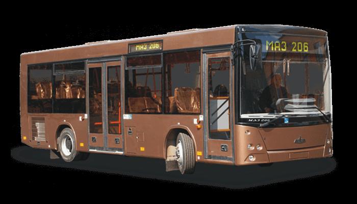 Автобус маз в лизинг