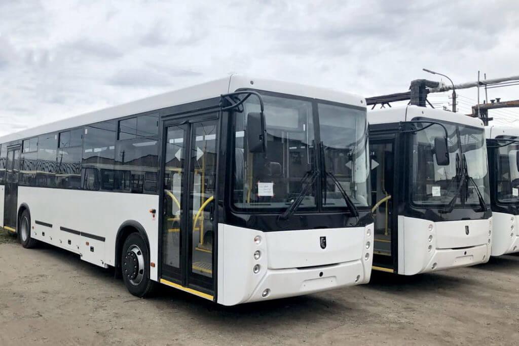 Автобус НЕФАЗ в лизинг